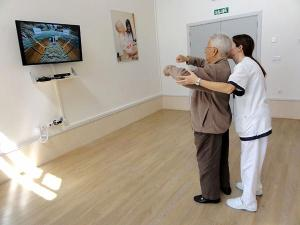 virtual tecnologia para rehab
