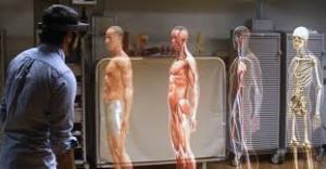 teaching health with holograms